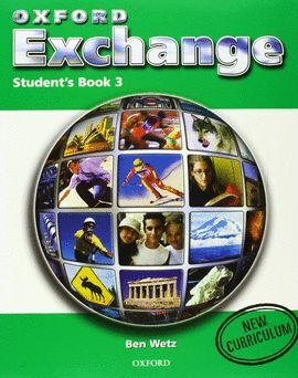 OXFORD EXCHANGE 3. STUDENT'S BOOK PACK