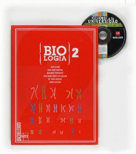 BIOLOGÍA. 2 BACHILLERATO