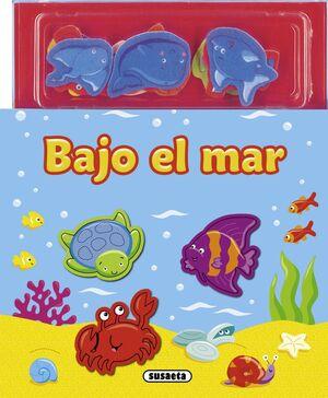 BAJO EL MAR (AMIGOS DE FIELTRO