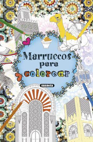 MARRUECOS PARA COLOREAR