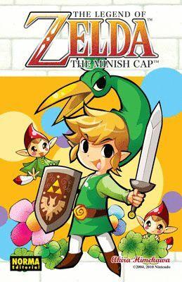 THE LEGEND OF ZELDA 5 - THE MINISH CAP