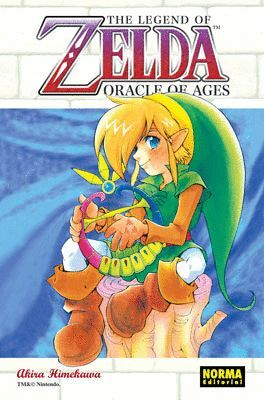THE LEGEND OF ZELDA 07: ORACLE OF AGES