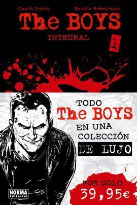 THE BOYS INTEGRAL 1