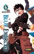 BLUE EXORCIST 15