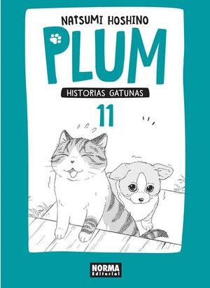 PLUM HISTORIAS GATUNAS 11