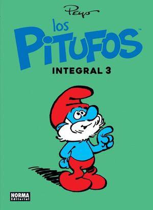 LOS PITUFOS. EDICIÓN INTEGRAL 3