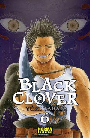 BLACK CLOVER 6