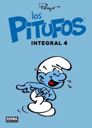 LOS PITUFOS. INTEGRAL 4
