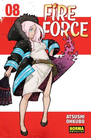 FIRE FORCE 08