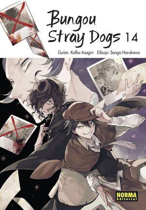 BUNGOU STRAY DOGS 14