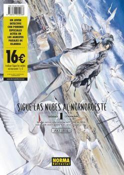 PACK SIGUE LAS NUBES AL NORNOROESTE 1+2