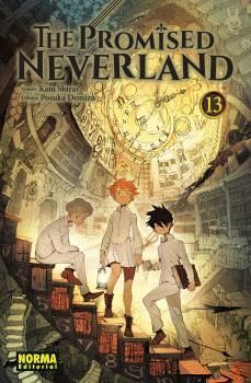THE PROMISED NEVERLAND 13 ED. ESPECIAL