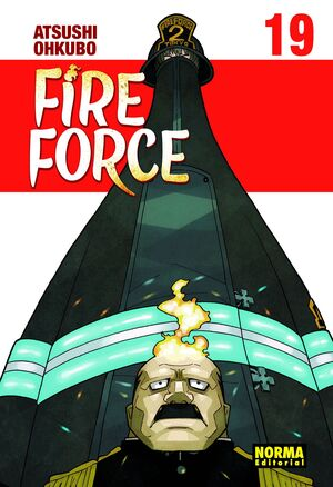 FIRE FORCE 19+COFRE