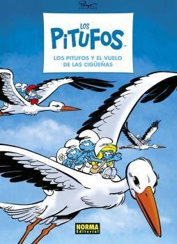 LOS PITUFOS 39. EL VUELO DE LAS CIGÜEÑAS