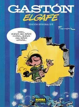 GASTON ELGAFE 5. EDICION INTEGRAL