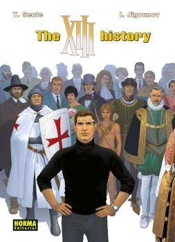 XIII 25. THE XIII HISTORY