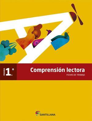 FICHAS COMPRENSION LECTORA 1 PRIMARIA