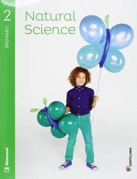 NATURAL SCIENCE 2 PRIMARY STUDENT'S BOOK + AUDIO