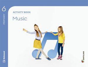 MUSIC 6 PRIMARY ACTIVITY BOOK