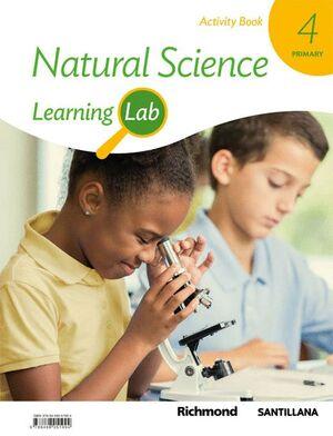 LEARNING LAB NAT SCIEN ACTIVITY 4PRM