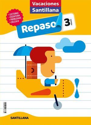 (20).VACACIONES DE REPASO 3º PRIMARIA