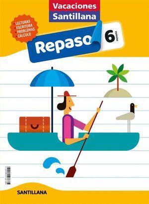(20).VACACIONES DE REPASO 6º PRIMARIA