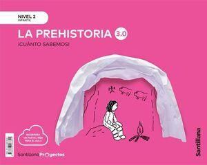 CUANTO SABEMOS NIVEL 2 LA PREHISTORIA 3.0