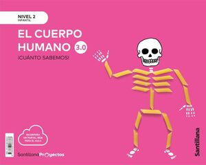 CUANTO SABEMOS NIVEL 2 CUERPO HUMANO 3.0