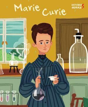 MARIE CURIE. HISTORIAS GENIALES (VVKIDS)