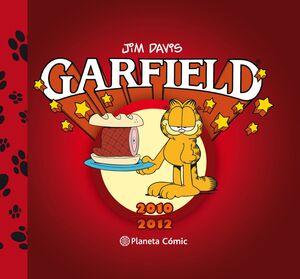 GARFIELD 2010-2012 Nº 17/20