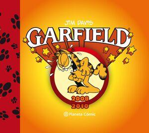 GARFIELD 2008-2010 Nº 16/20