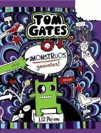 TOM GATES: MONSTRUOS GENIALES!