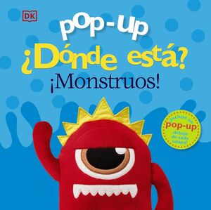 POP-UP MONSTRUOS