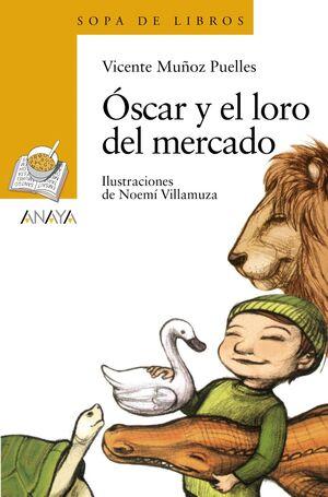 OSCAR Y EL LORO