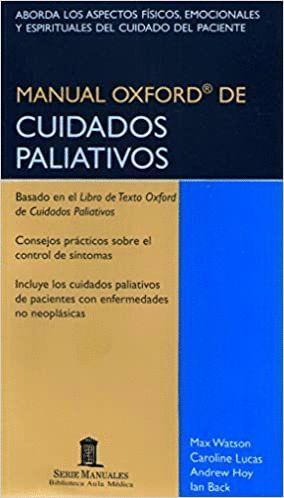 MANUAL OXFORD DE CUIDADOS PALIATIVOS