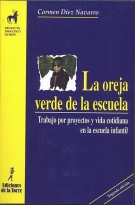 LA OREJA VERDE DE LA ESCUELA