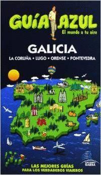 GUÍA AZUL GALICIA