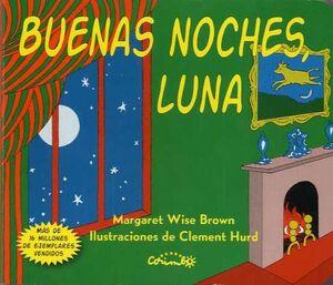 BUENAS NOCHES LUNA -CARTÓN