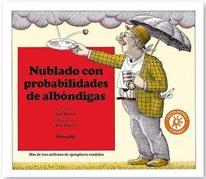 NUBLADO CON POSIBILIDADES DE ALBÓNDIGAS