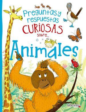 PREGUNTAS Y RESPUESTAS CURIOSAS SOBRE... ANIMALES