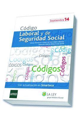 CÓDIGO LABORAL Y DE SEGURIDAD SOCIAL 2014
