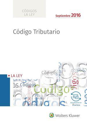 CÓDIGO TRIBUTARIO 2016