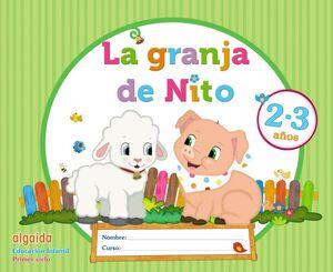 LA GRANJA DE NITO 2-3 AÑOS