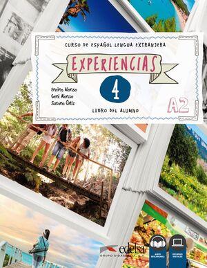 EXPERIENCIAS 4. A2. LIBRO DEL ALUMNO