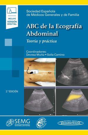 ABC DE LA ECOGRAFÍA ABDOMINA