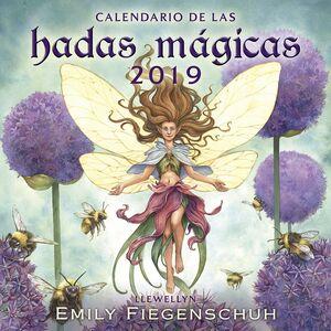 CALENDARIO 2019 DE LAS HADAS MÁGICAS