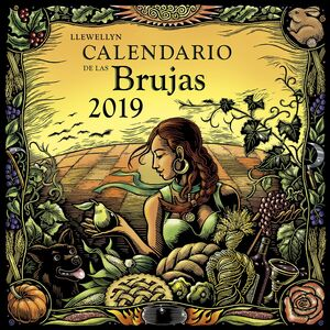 CALENDARIO 2019 DE LAS BRUJAS