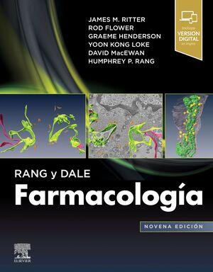 RANG Y DALE. FARMACOLOGÍA (9ª ED.)