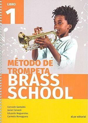 MÉTODO DE TROMPETA BRASS SCHOOL