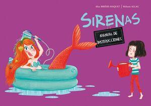 SIRENAS. MANUAL DE INSTRUCCIONES